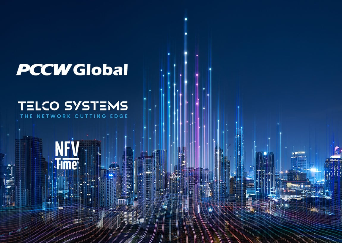 PCCW Global Selects Telco Systems to Enrich its Managed SD-WAN Services